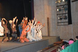 Спектакль театра Тунгуч