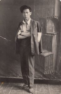 Жусуп портрет. 1933