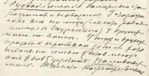 Дневник А.Н.Куропаткина. Запись от 11 октября 1916 года