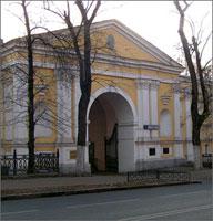 РГВИА историческое здание