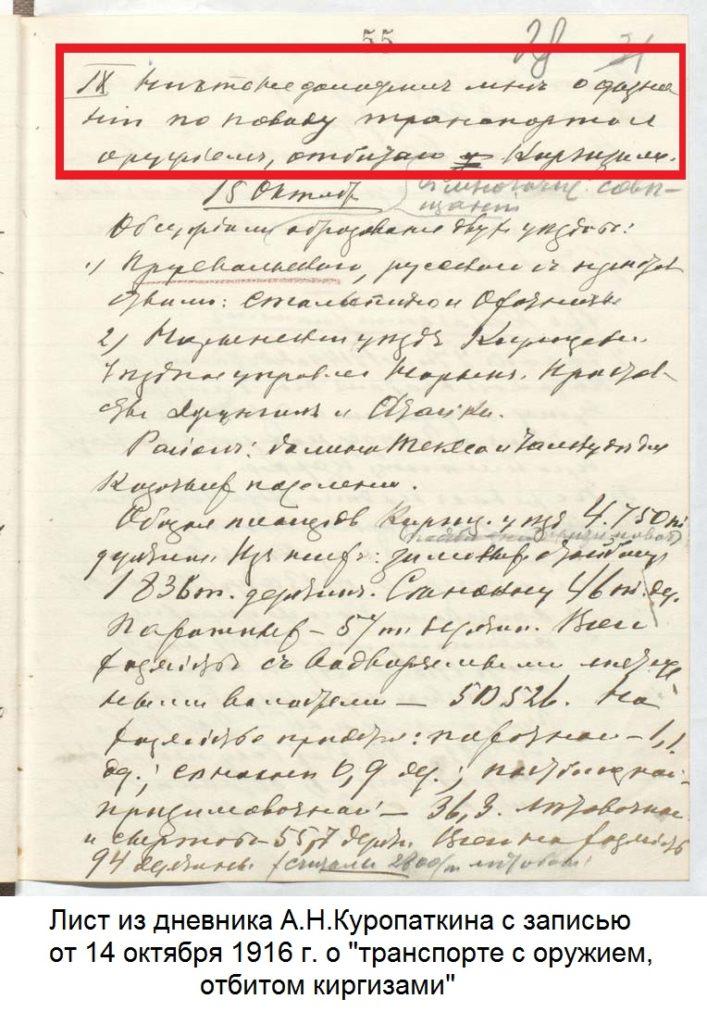 1916-10-13-kuropatkin-o-transporte-oruzhiya