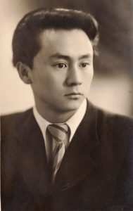Данияров Санжарбек Бакирович. 1942