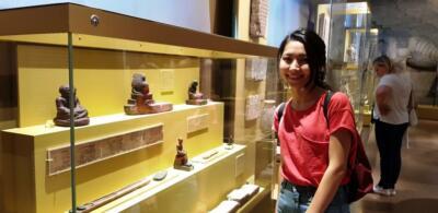Античные папирусы с задачками
