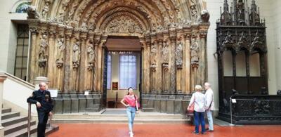 Римский дворик