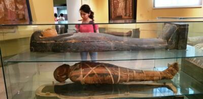 Мумии египетские