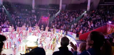 В Никулинском цирке