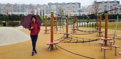Парк Ходынское поле
