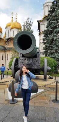 Кремлевскя Царь-пушка