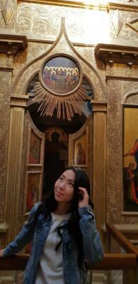 В соборе Василия Блаженного