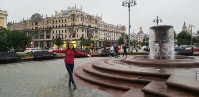 Театральная площадь. Метрополь