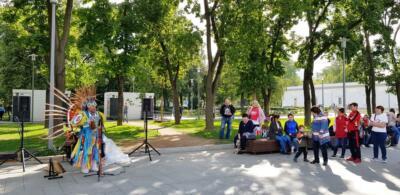 Между Музеем Космонавтики и ВДНХ