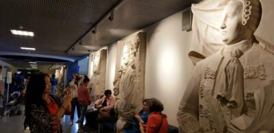 Музей - у входа