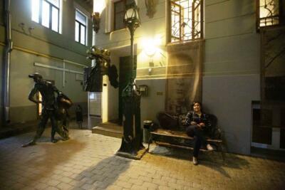 М. Булгаковдун музейи 2